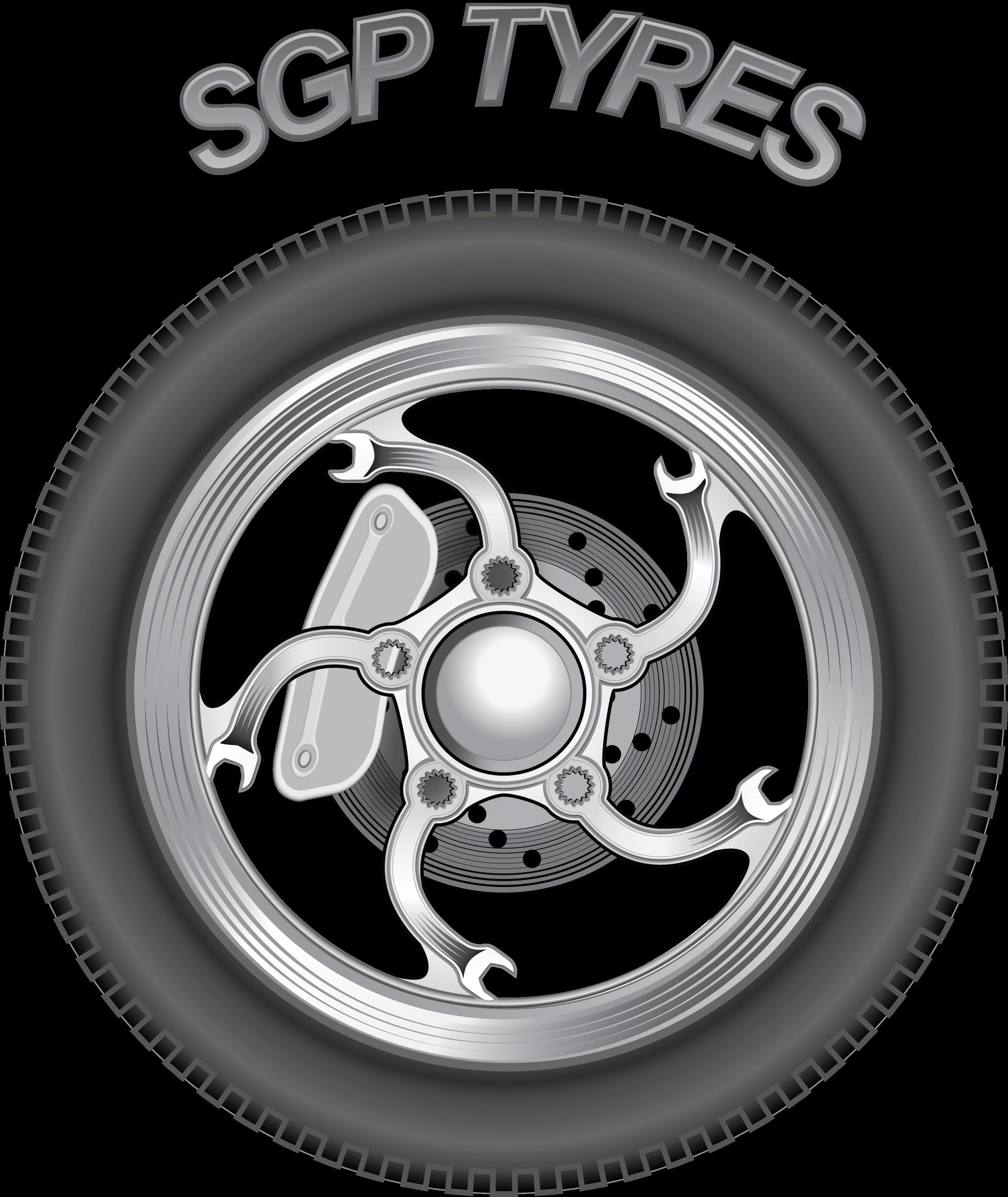 sgp tyres logo